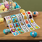 Easter Roll Sticker Assortment