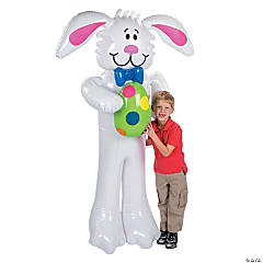 Jumbo Inflatable Easter Bunny