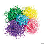 Non-Flammable Multicolor Easter Grass