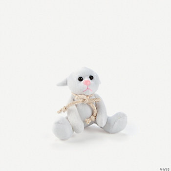 Plush White Lambs