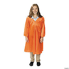 Kids' Robe - Orange