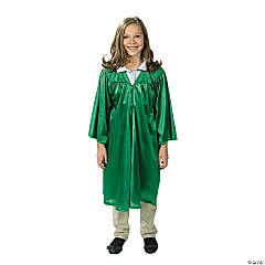 Kids' Robe - Green
