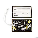 Graduation Luggage Tags