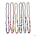 Bright Graduation Beaded Necklaces