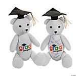 "Cheers ""Grad"" Autograph Teddy Bear"