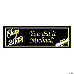 """Class Of 2013"" Medium Banner"