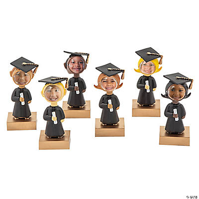 Bobbing Head Graduation Picture Frames