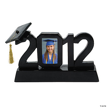 "Personalized ""2012"" Graduation Frame"