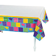 Neon Grad Tablecloth