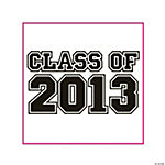"""Class Of 2013"" Black Tattoos"