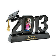 "Personalized ""2013"" Graduation Frame"