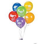 2013 Graduation Latex Balloons