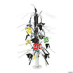 "Foil Burst ""2013"" Graduation Tabletop Fountain"