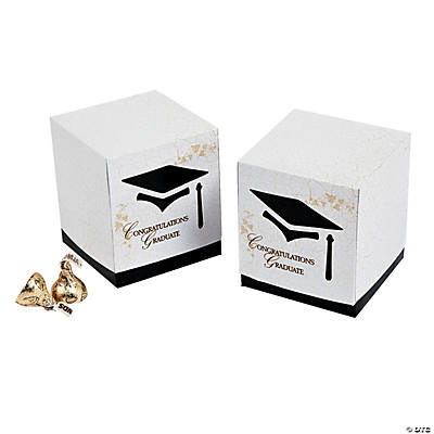 Ivy League Die Cut Gift Boxes