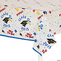 """Class of 2013"" Graduation Table Cover"