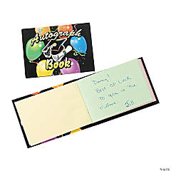 Graduation Autograph Books