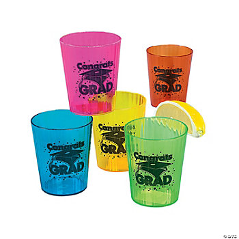 Graduation Shot Glasses