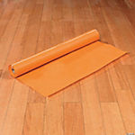 Personalized Orange Graduation Aisle Runner