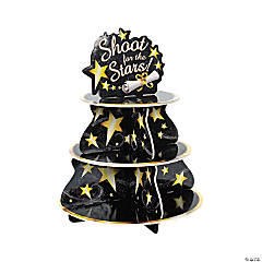 """Shoot For the Stars!"" Cupcake Holder"