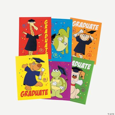 Jumbo Graduation Stickers