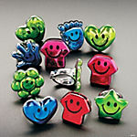 Smile Face Rings