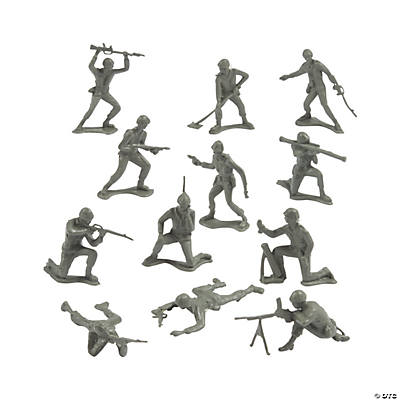 Plastic Army Men Assortment