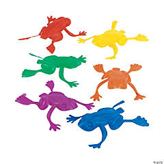 144 Jumping Frogs