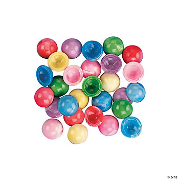 Mini Marbleized Poppers