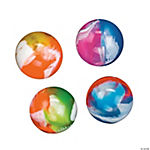 Marbleized Bouncing Balls