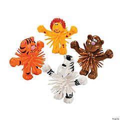 Vinyl Standing Zoo Animal Porcupine Characters
