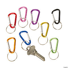 Mini Clip Key Chains