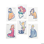 Disney Princess Tattoos