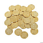 Chinese New Year Goldtone Coins