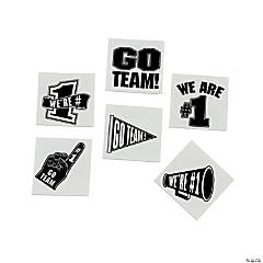 Go Team Tattoos - Black