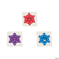 Snowflake Tattoos