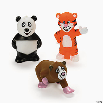 Panda And Friends Characters