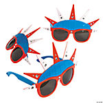Statue Of Liberty Sunglasses