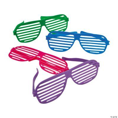 Jumbo Shutter Shading Glasses