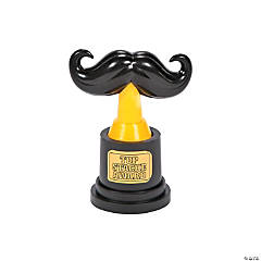 It's All In The 'Stache Trophies