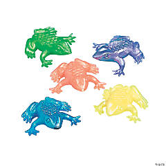 Pearlized Squishy Frogs