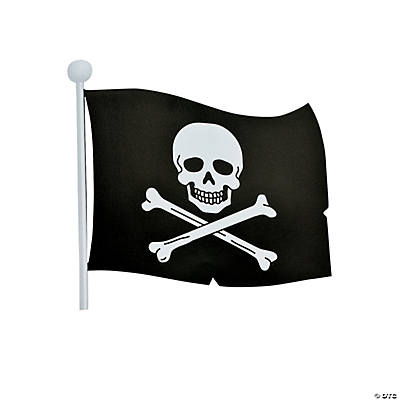 Pirate Flag Decorations