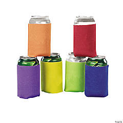 Personalized Can Covers