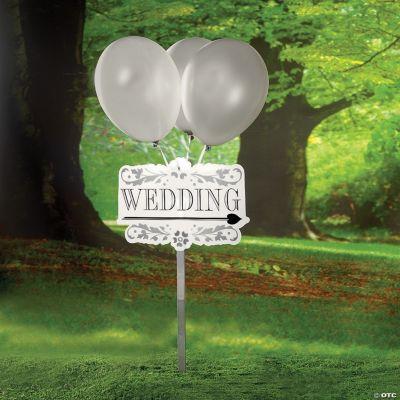 Wedding Yard Signs Kit