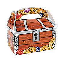 Treasure Chest Treat Boxes