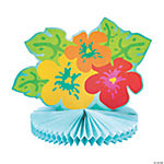 Bright Hibiscus Centerpiece