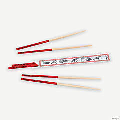 24 Fortune Chopsticks