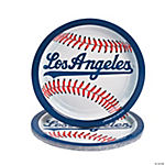 MLB® Los Angeles Dodgers™ Dinner Plates