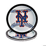 MLB® New York Mets™ Dinner Plates
