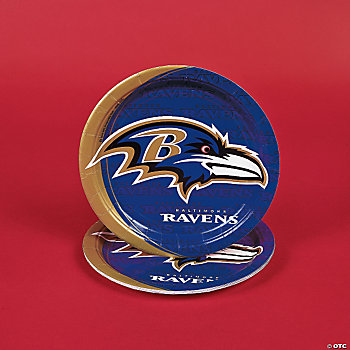 NFL® Baltimore Ravens™ Dinner Plates