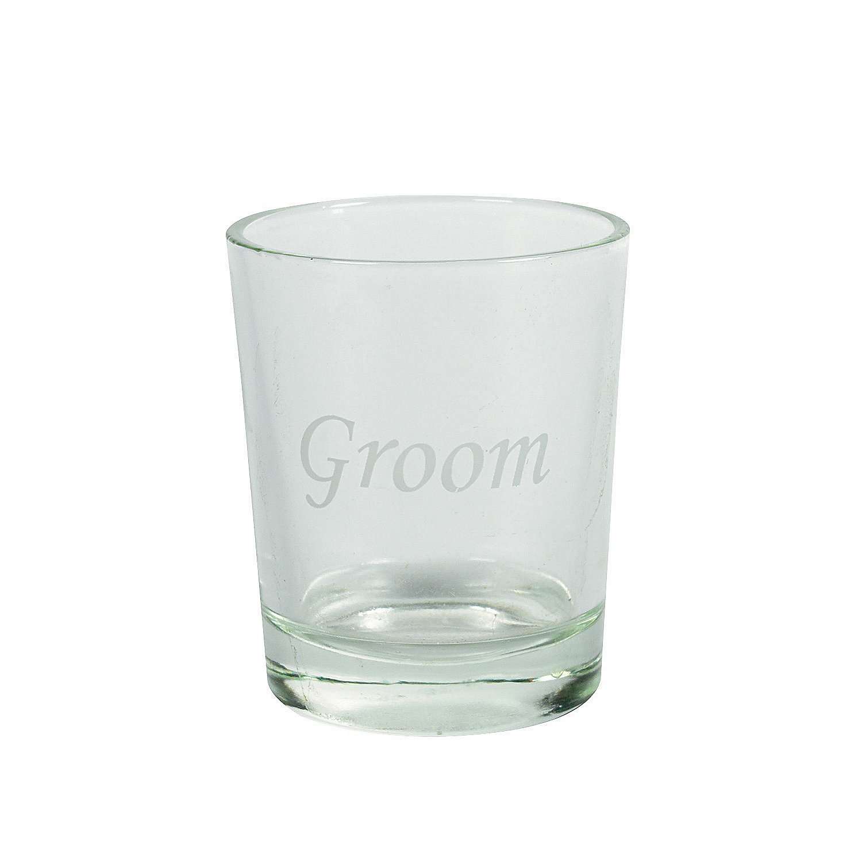 Wedding Shot Glasses: Wedding Party Shot Glasses
